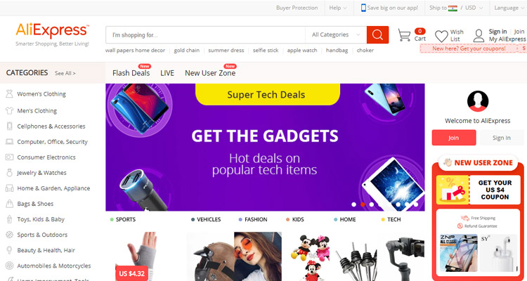 AliDropship Custom Store – Why Is It The Most Popular