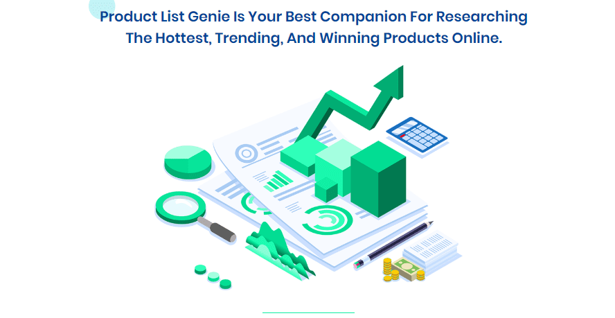 Features Product List Genie